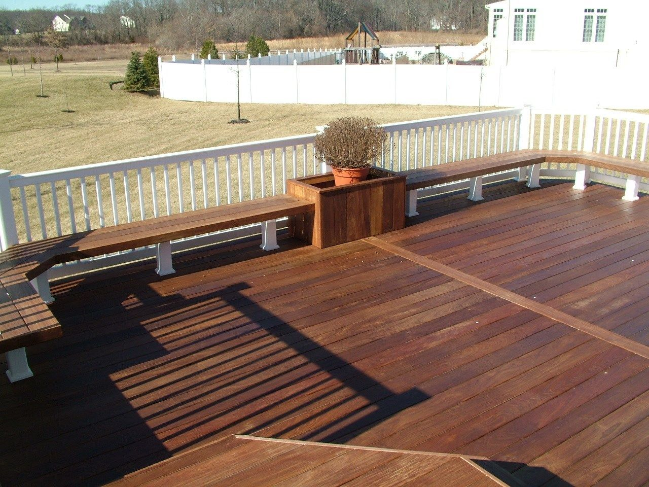 Custom Deck in Upper Freehold NJ - Picture 3430