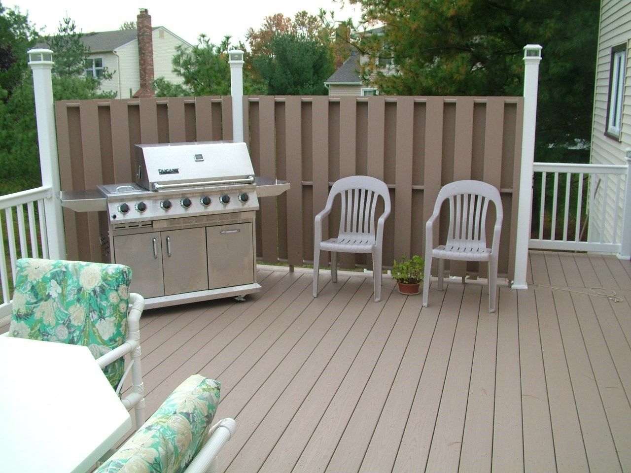 Custom Deck in Manalapan N.J. - Picture 3434