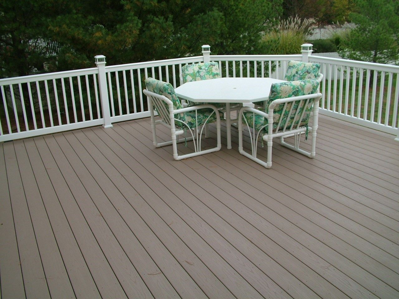 Custom Deck in Manalapan N.J. - Picture 3435