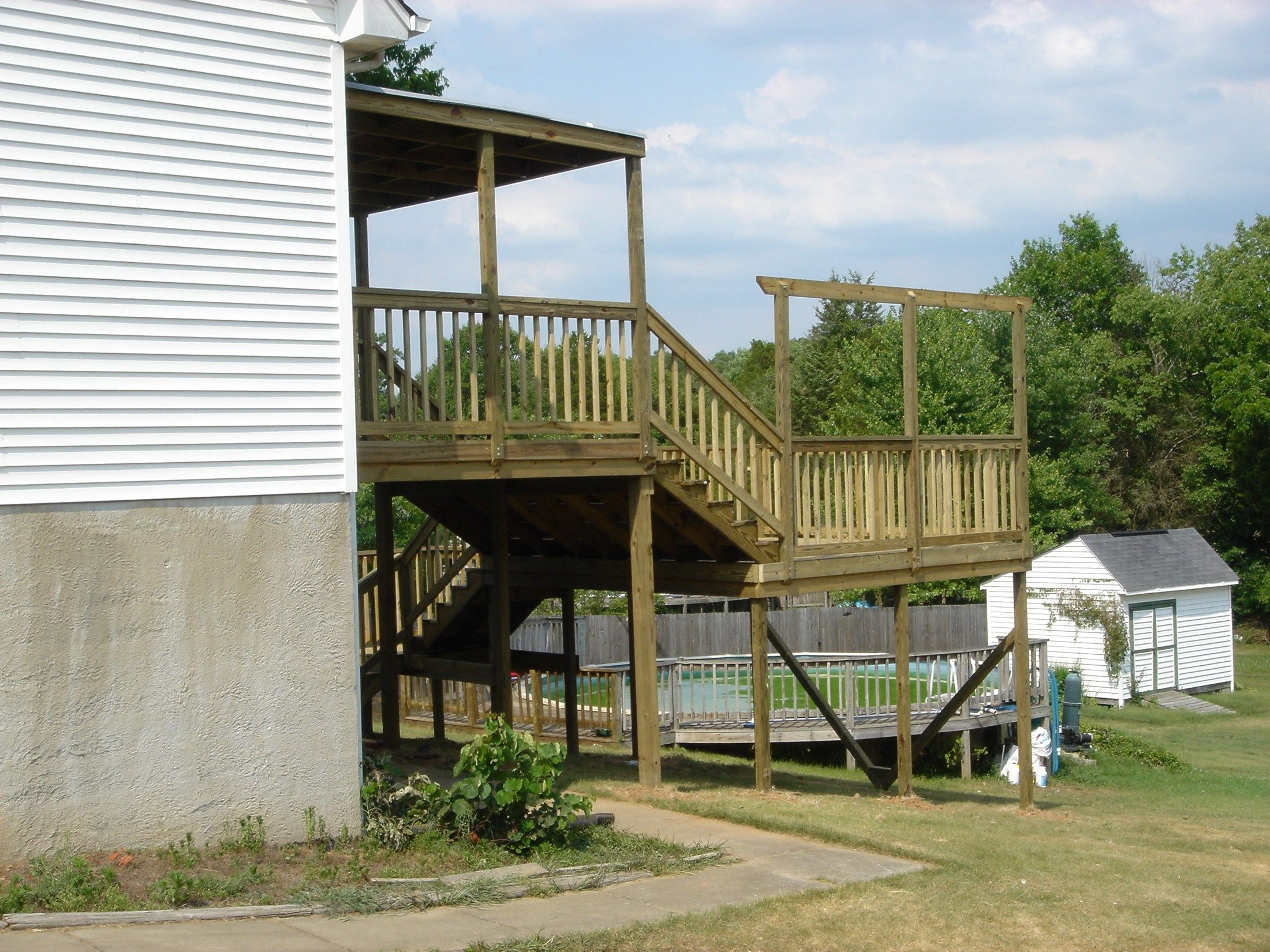 Outdoor living space - Picture 3442