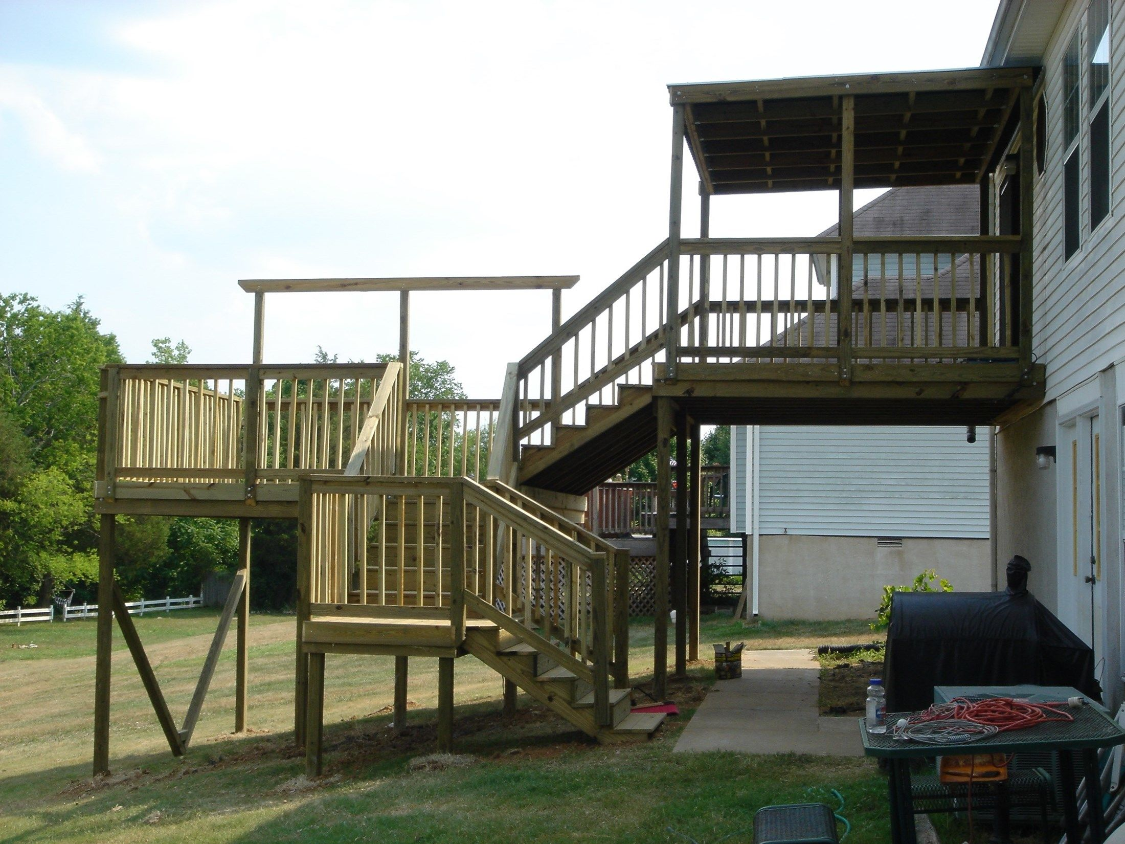 Outdoor living space - Picture 3443