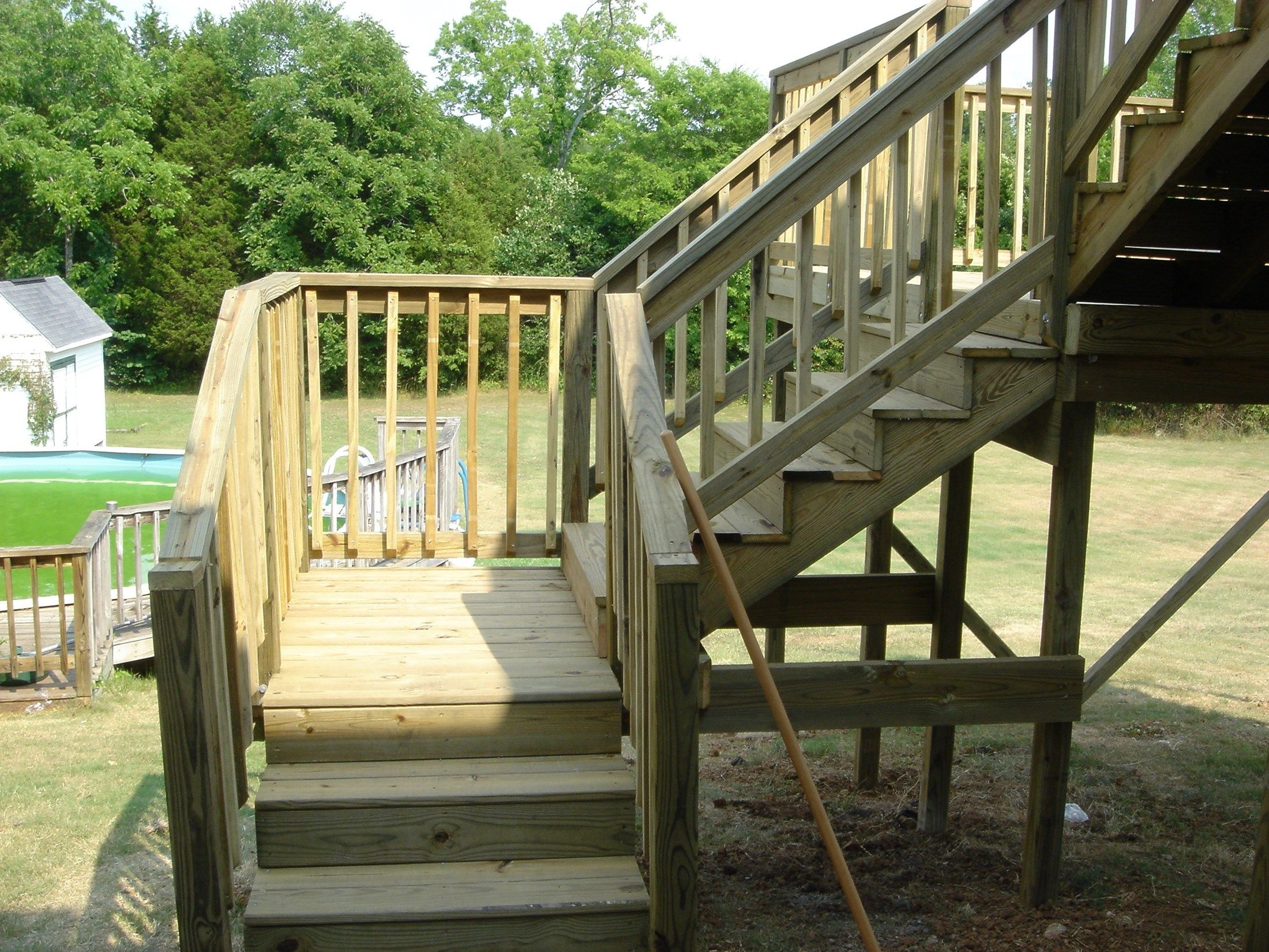 Outdoor living space - Picture 3444
