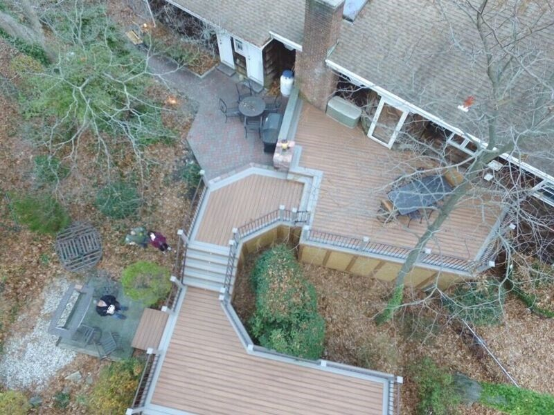 Deck in Dix Hills, NY - Picture 3482
