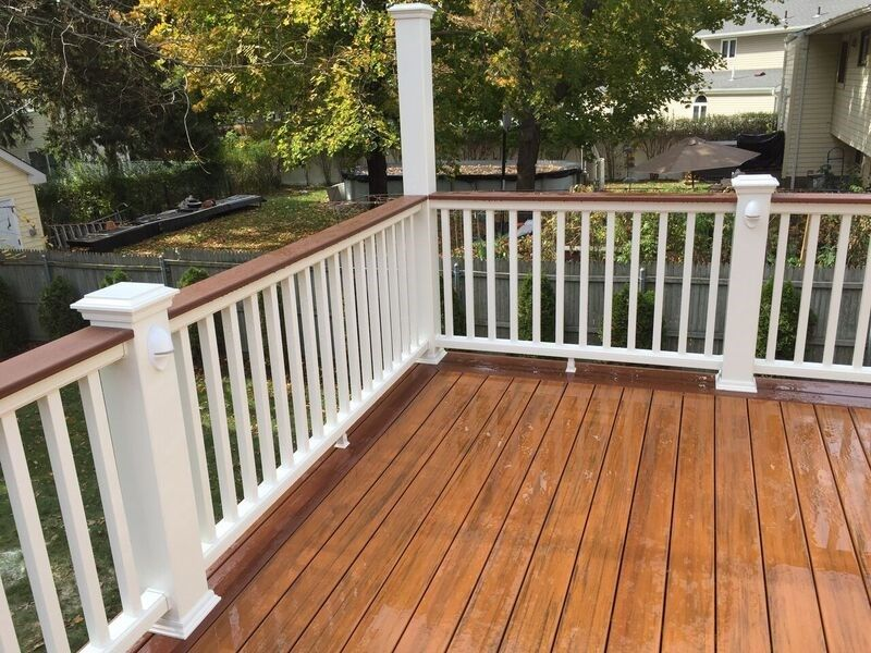 Deck in East Northport, NY 11731 - Picture 3512