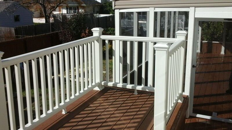 Deck in Massapequa, NY 11758 - Picture 3517