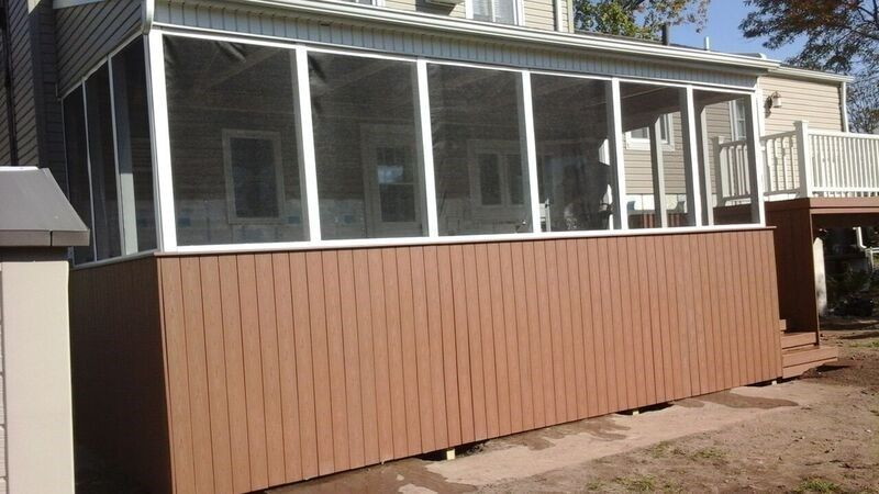 Deck in Massapequa, NY 11758 - Picture 3519
