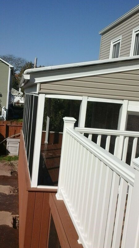 Deck in Massapequa, NY 11758 - Picture 3523