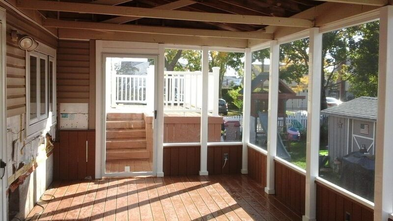 Deck in Massapequa, NY 11758 - Picture 3524