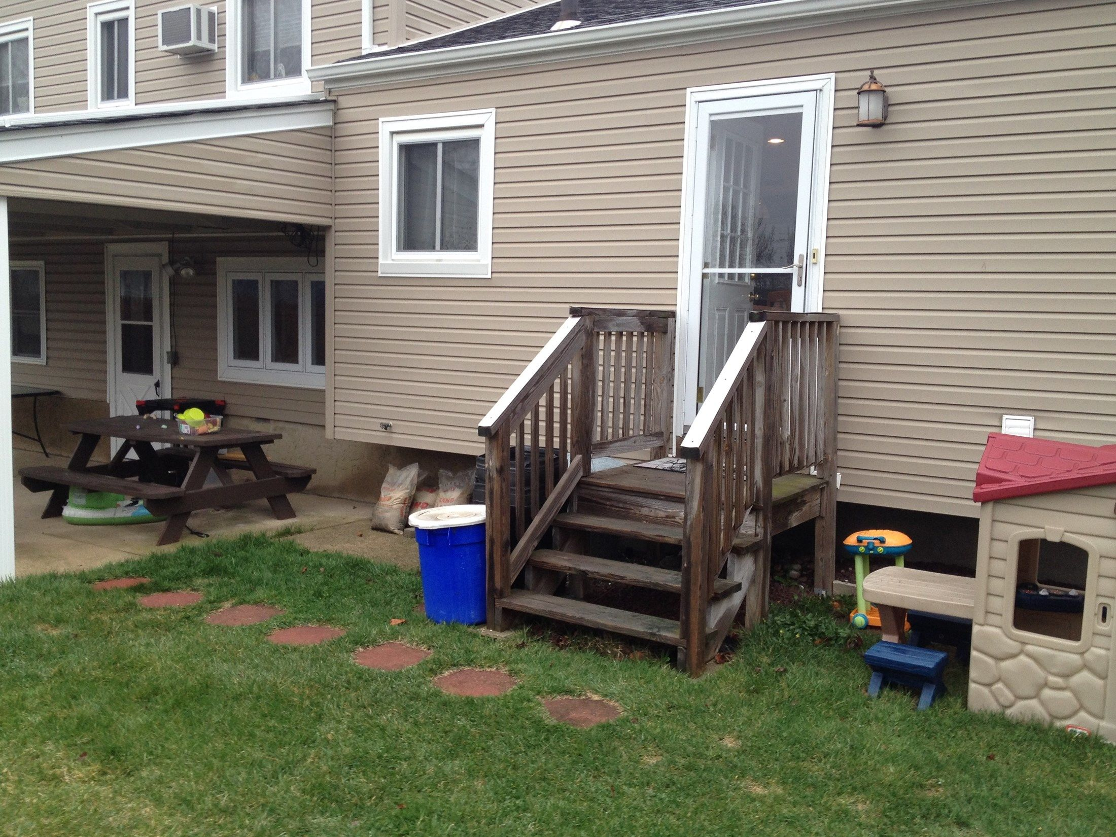 Deck in Massapequa, NY 11758 - Picture 3525
