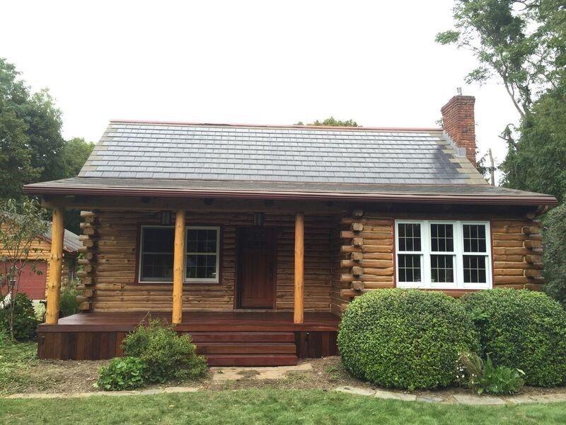 Ipe porch in Setauket, NY - Picture 3539