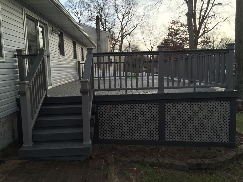 Deck in Commack, NY 11725 - Picture 3549