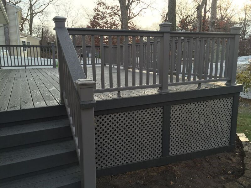 Deck in Commack, NY 11725 - Picture 3550