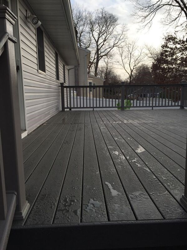 Deck in Commack, NY 11725 - Picture 3551