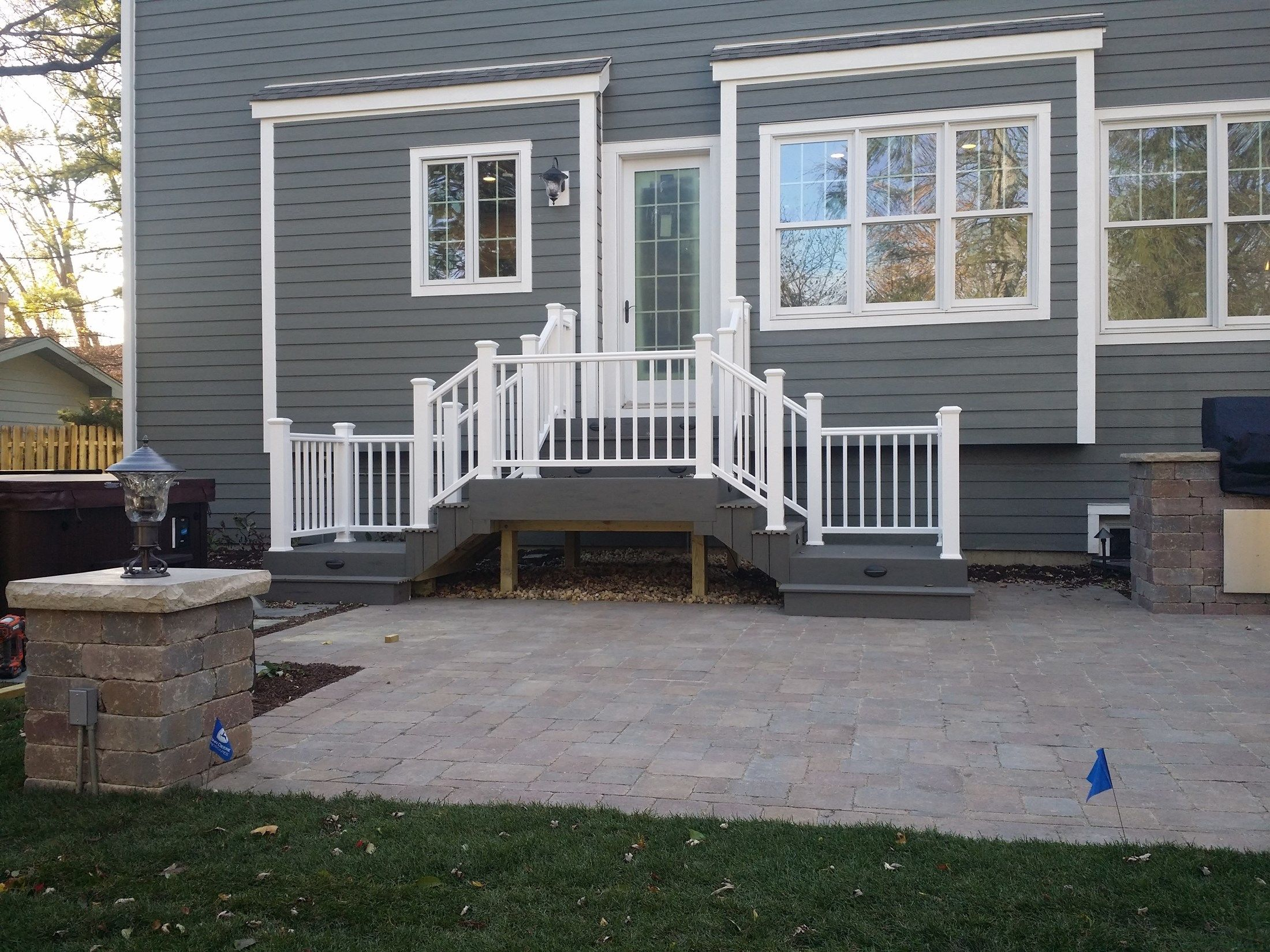 TimberTech Deck - Picture 3644