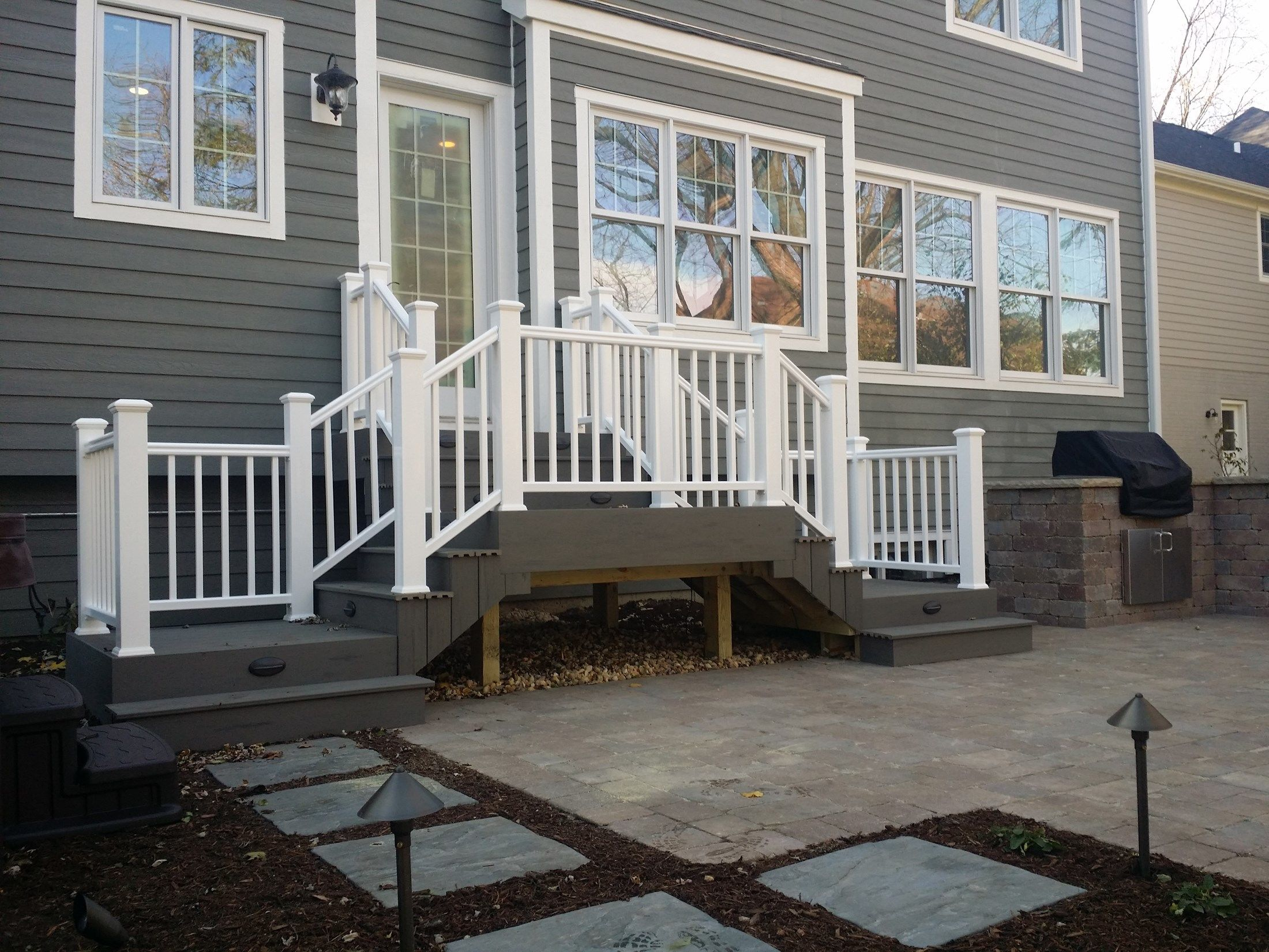 TimberTech Deck - Picture 3645