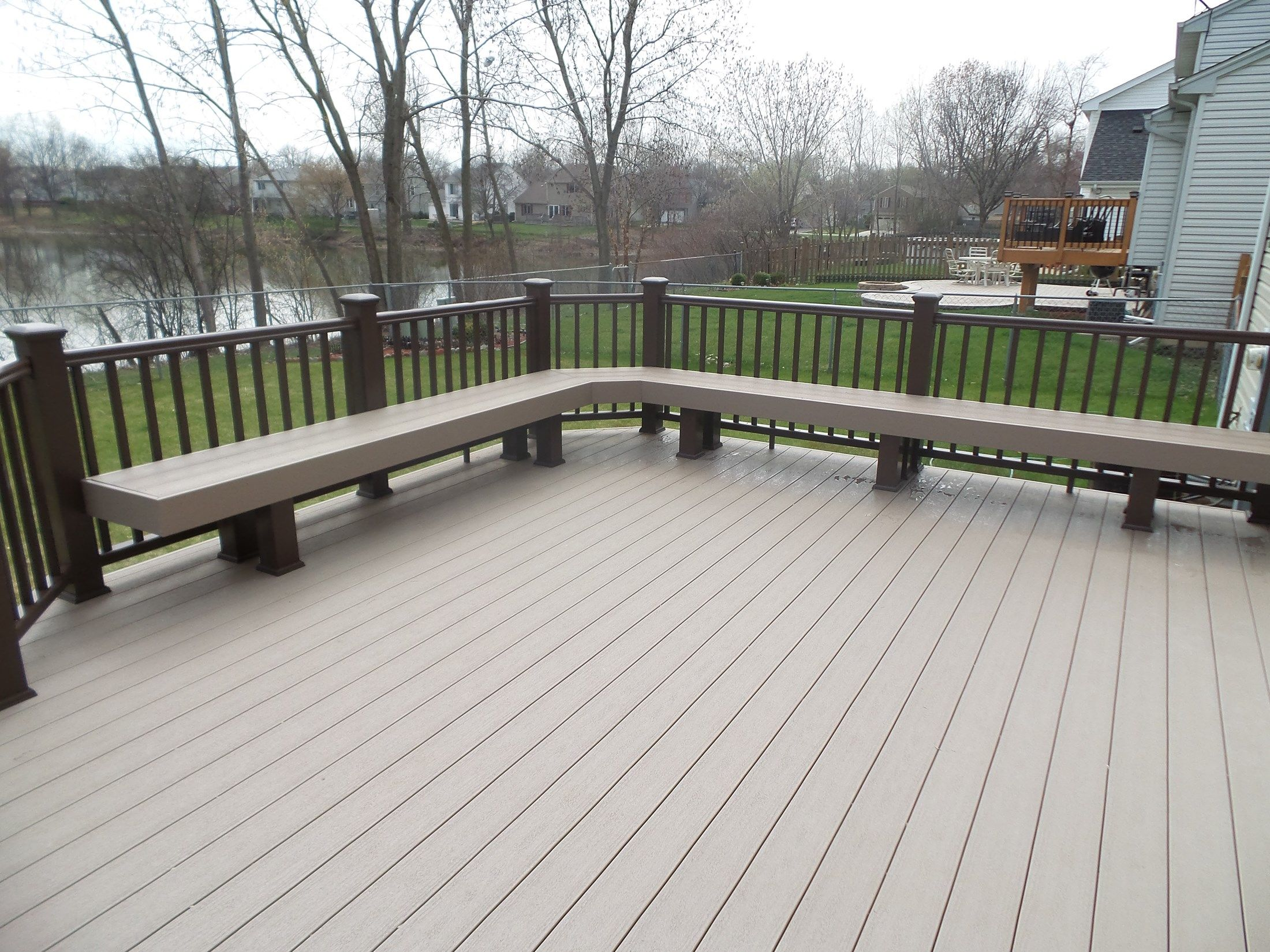 TimberTech Deck - Picture 3650