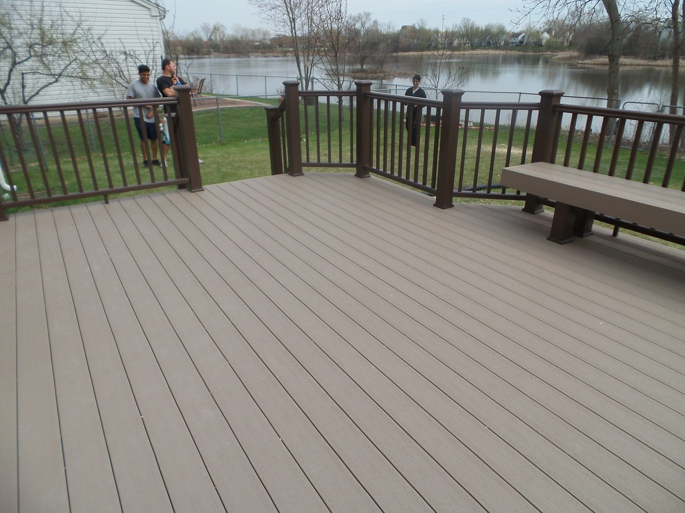 TimberTech Deck - Picture 3652
