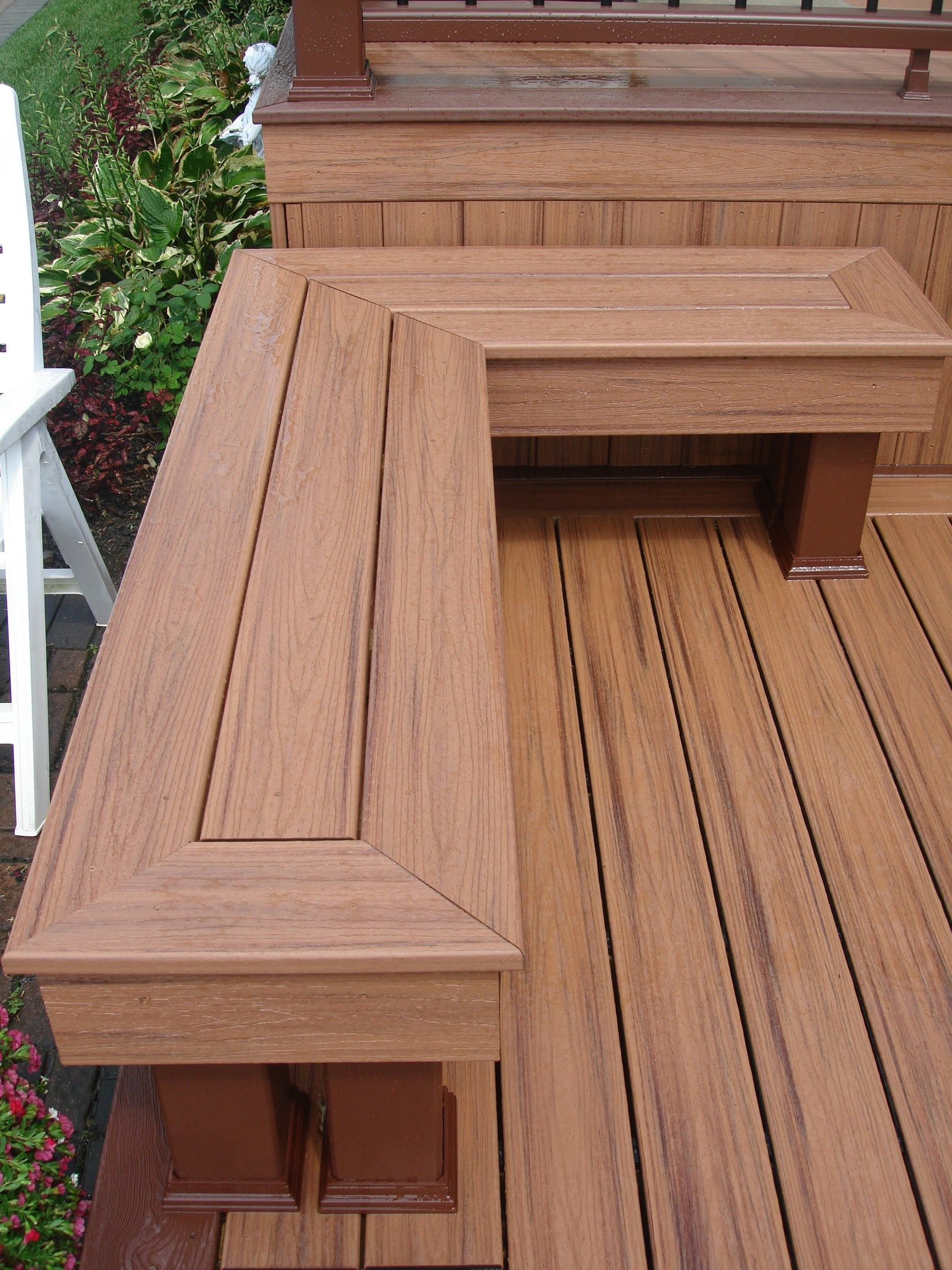 Massapequa small deck - Picture 3667