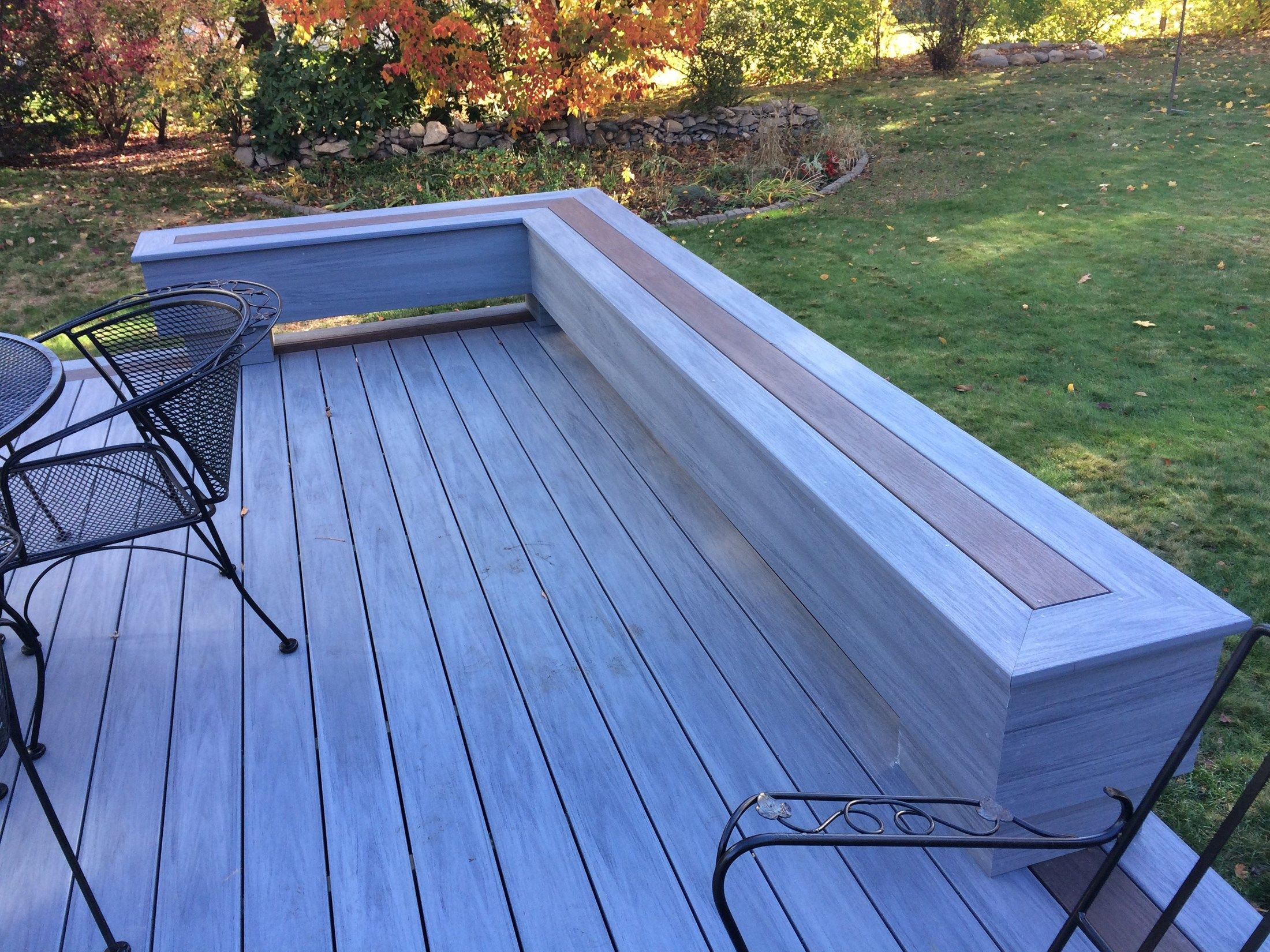 Deck - New Canaan - Picture 3691