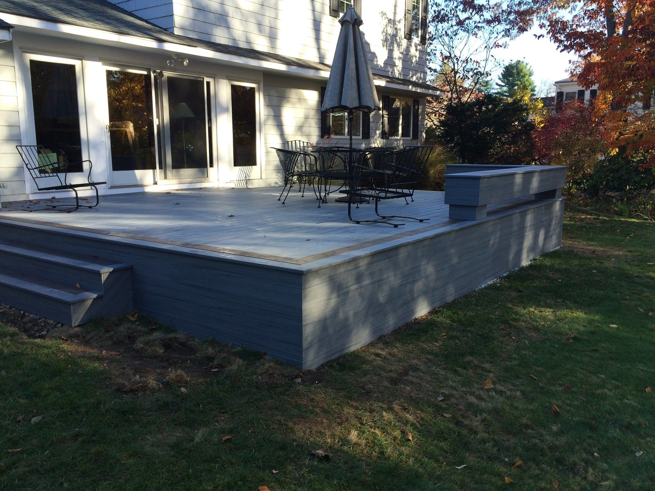 Deck - New Canaan - Picture 3693
