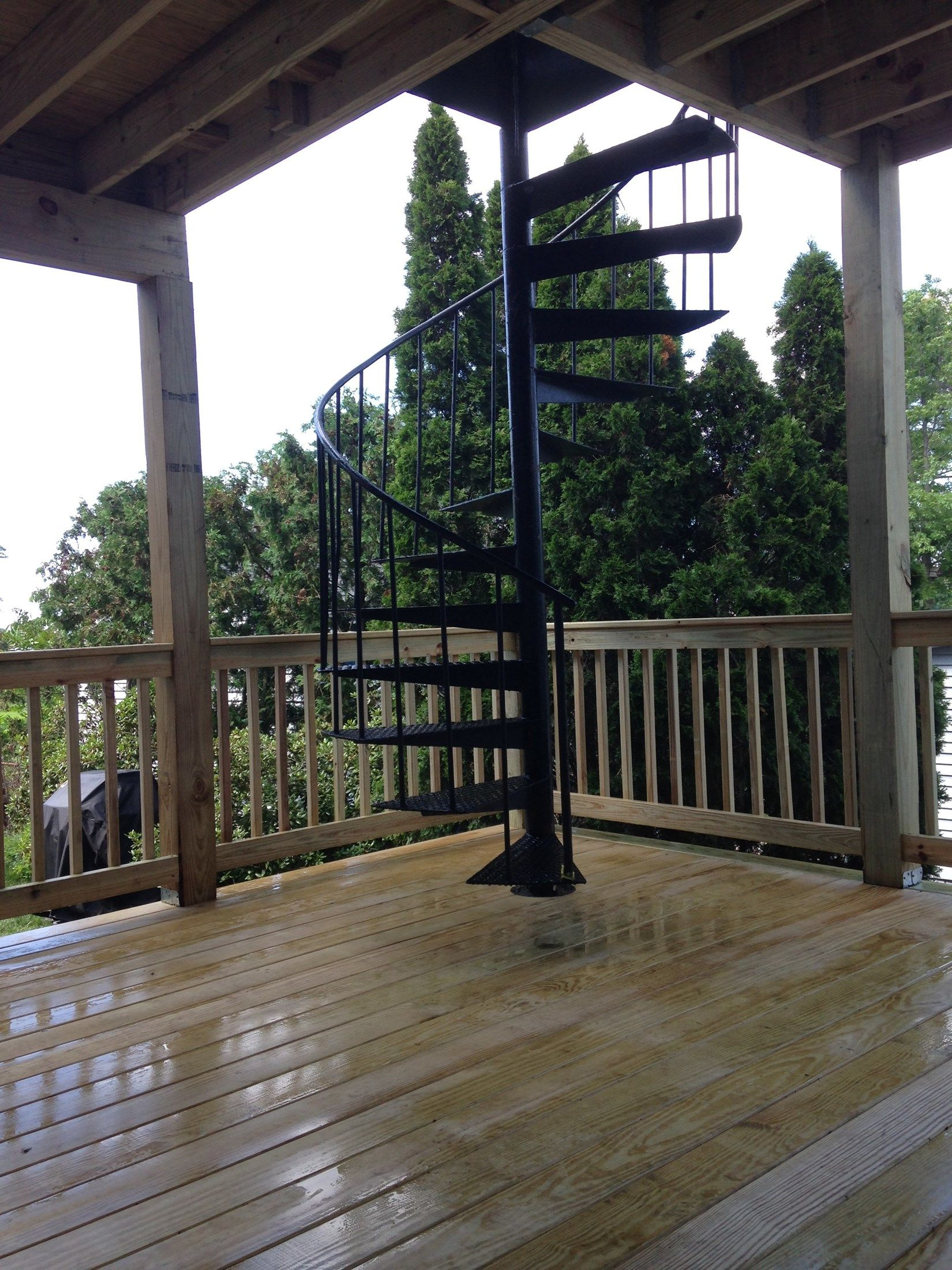 Deck - Bridgeport - Picture 3706