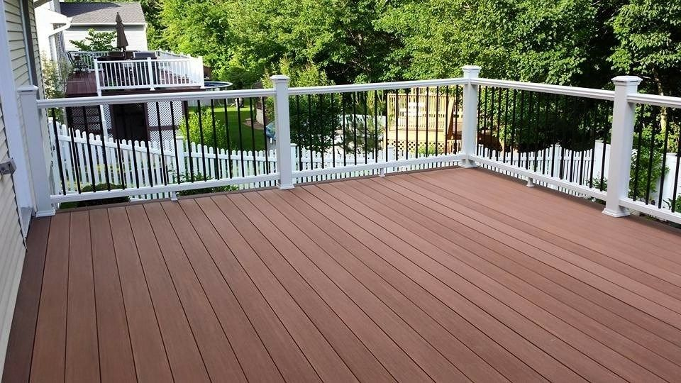 Deck - West Haven - Picture 3709