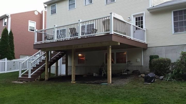 Deck - West Haven - Picture 3714
