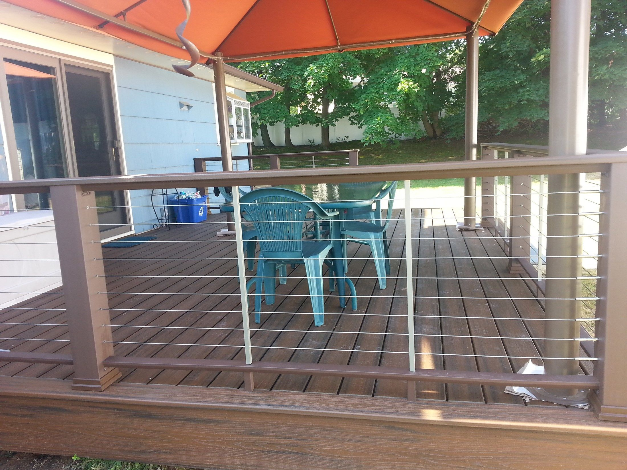 Deck - Milford - Picture 3728