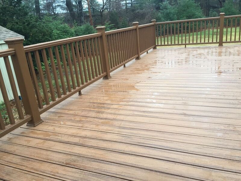 Deck in Commack - Picture 3735