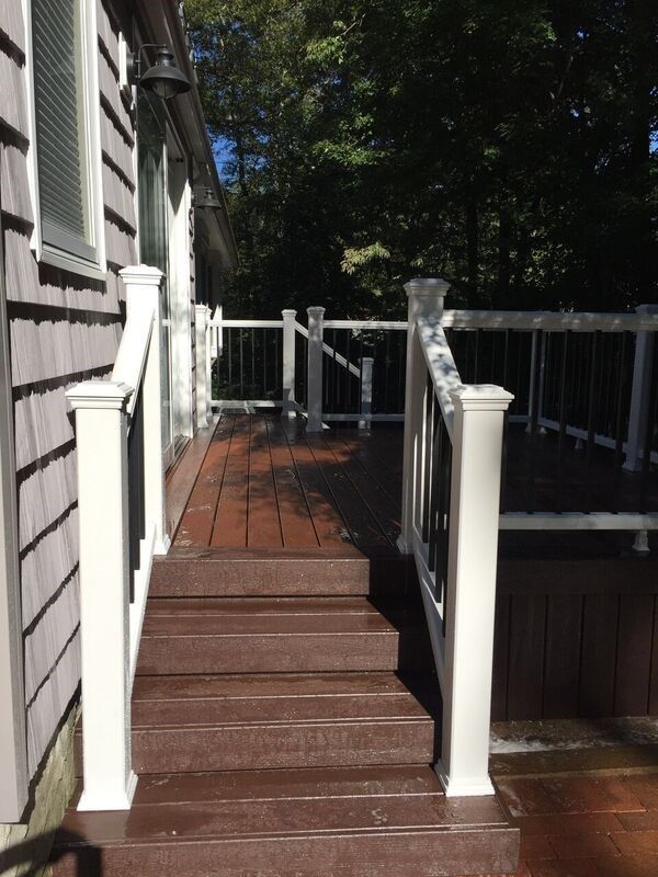 Deck in Stonybrook, NY - Picture 3757