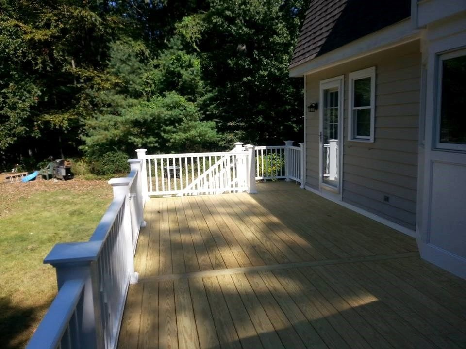 Decking & Railing - Picture 3775