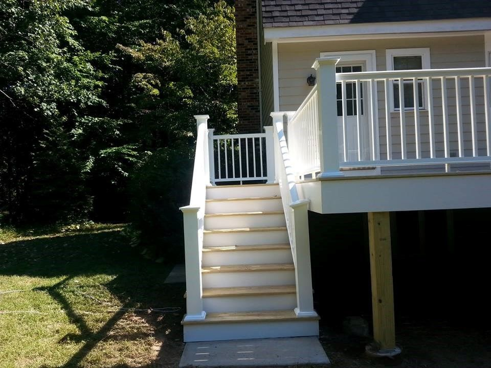 Decking & Railing - Picture 3777