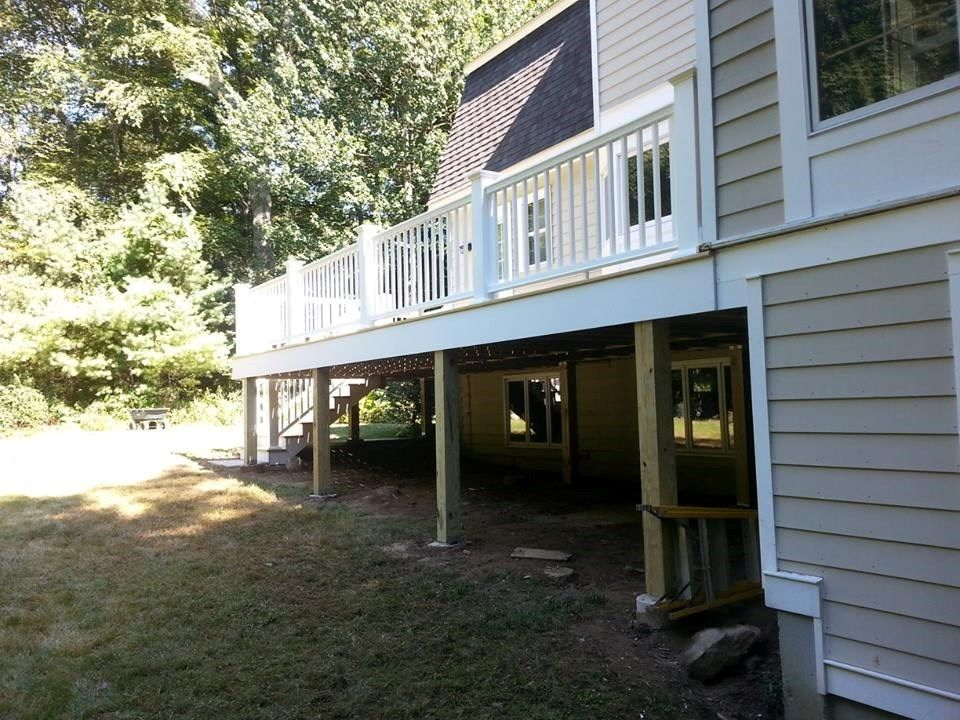 Decking & Railing - Picture 3778