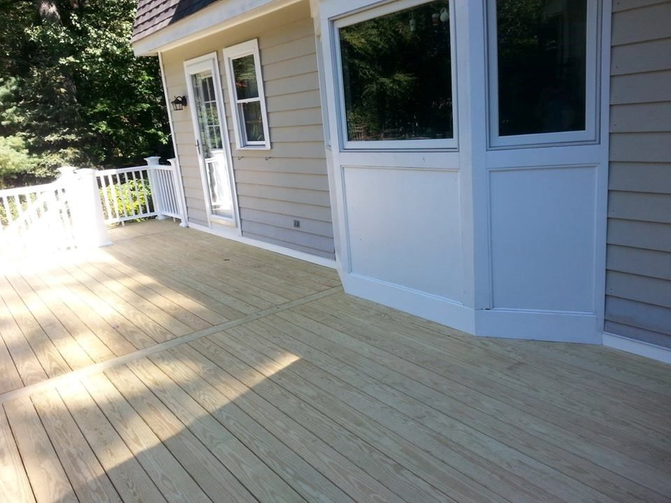 Decking & Railing - Picture 3780