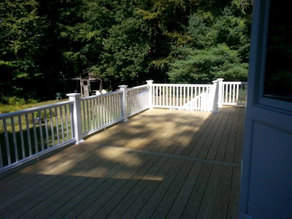 Decking & Railing - Picture 3781
