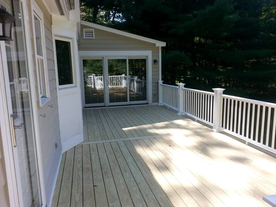 Decking & Railing - Picture 3783