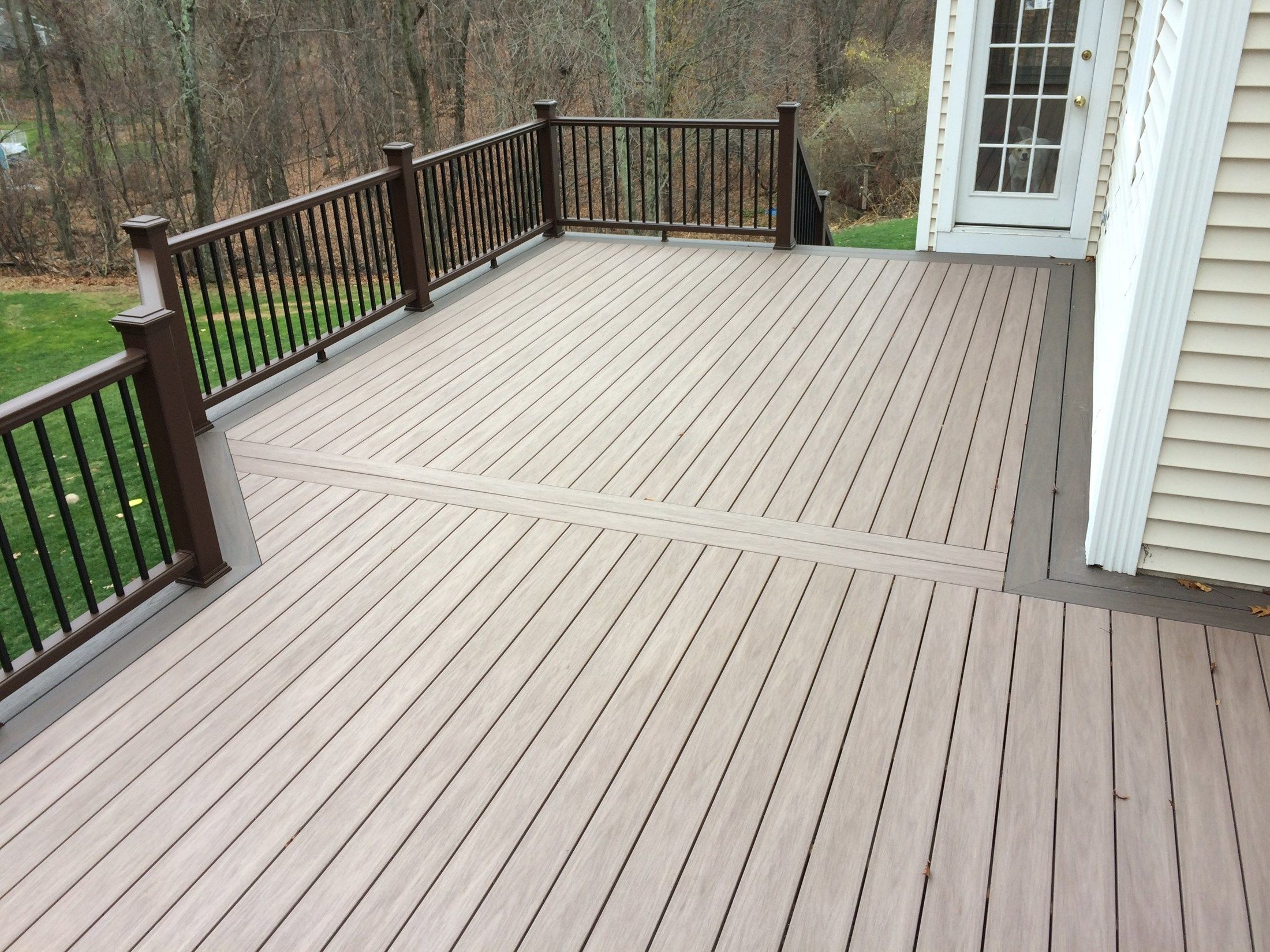 Second Story Deck - Picture 3838
