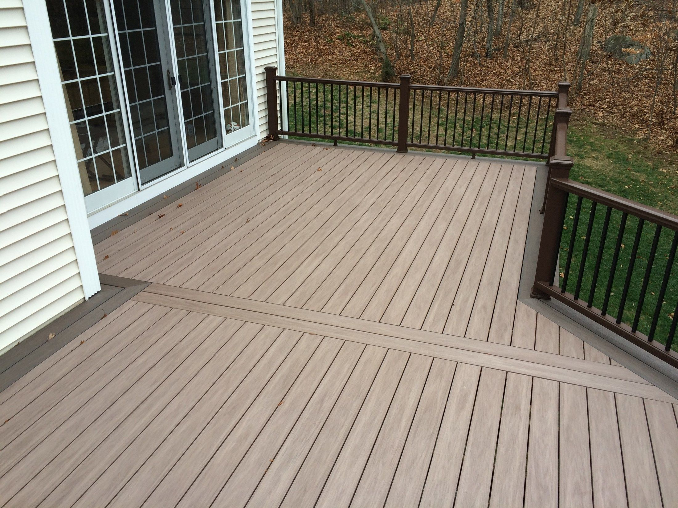 Second Story Deck - Picture 3840
