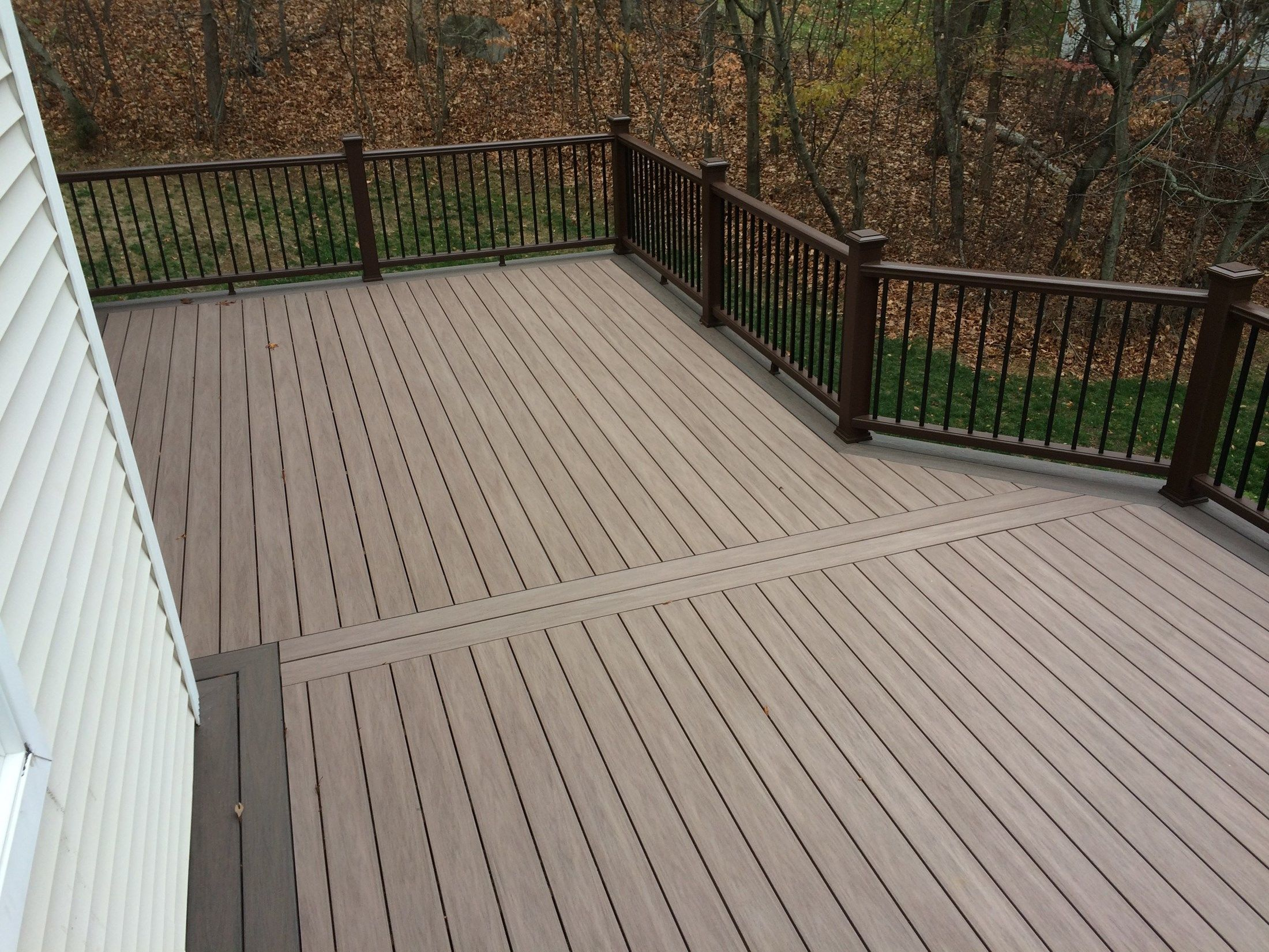 Second Story Deck - Picture 3842