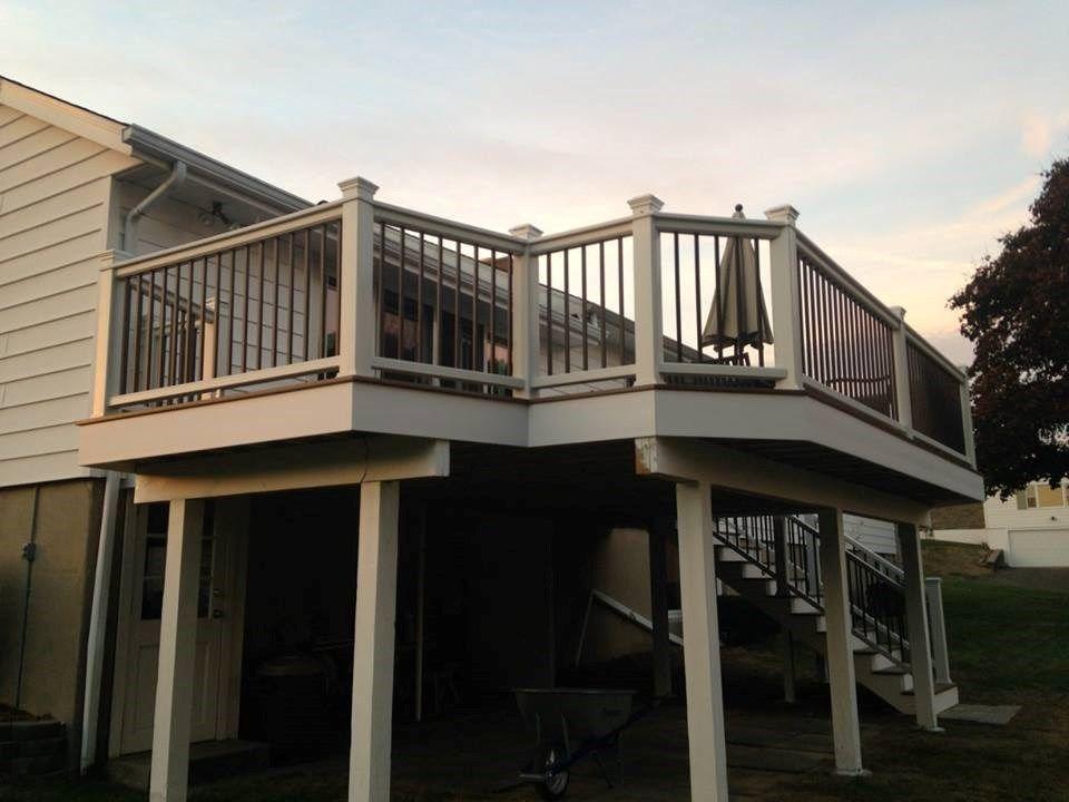 Composite Deck - Picture 3857