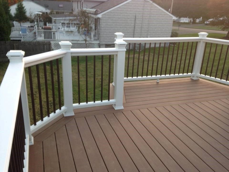 Decks Com Composite Deck Picture 3863