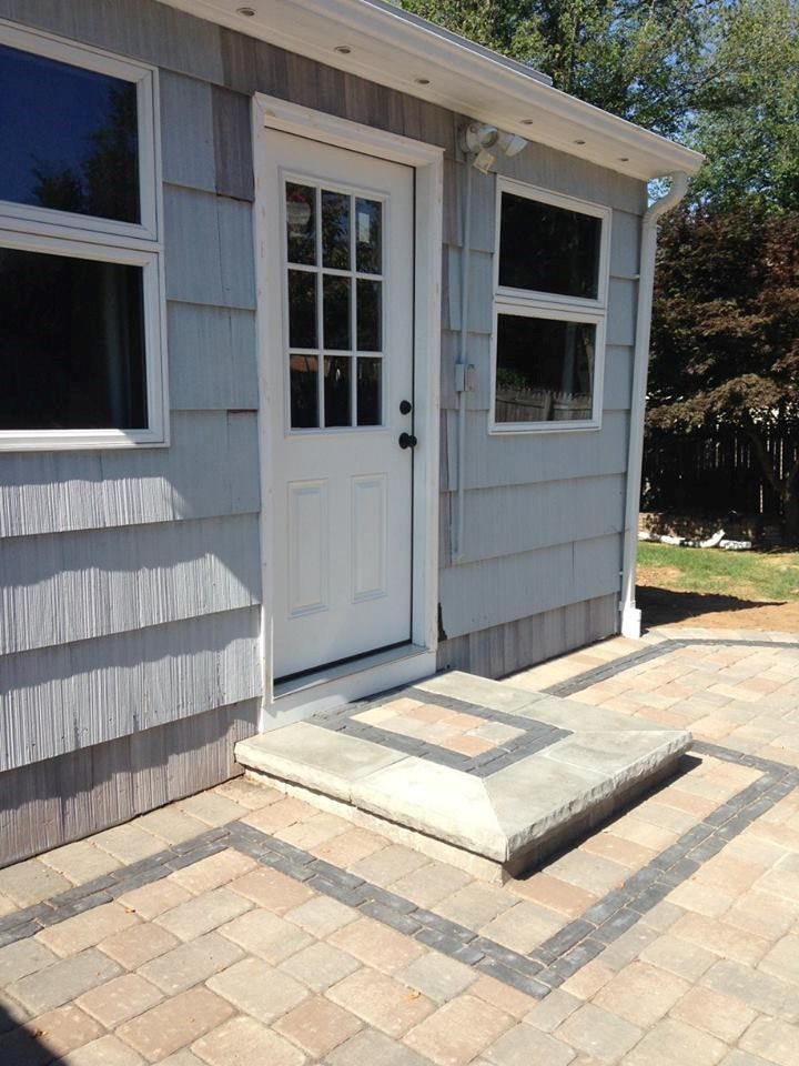 Patio Project in Milford - Picture 3873