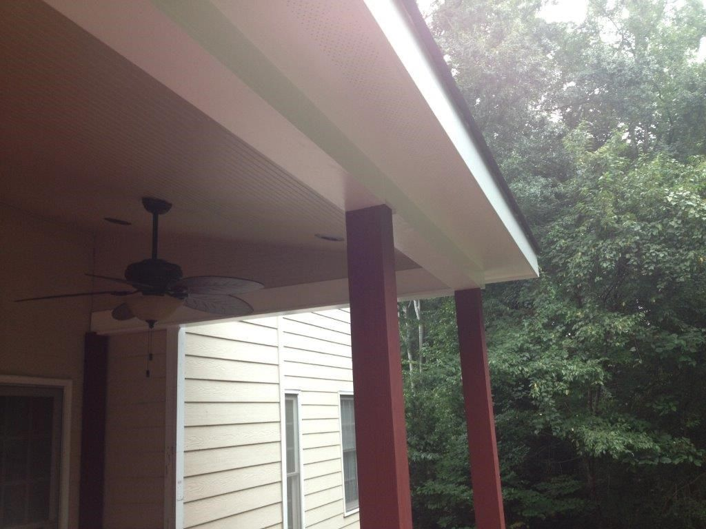 Open Covered Deck - Picture 4052