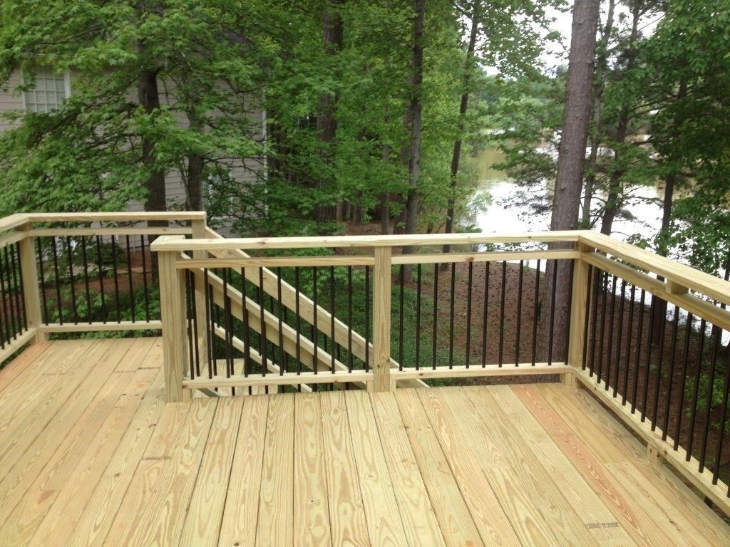 Metal Balusters - Picture 4053