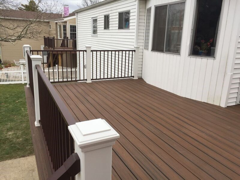 Deck in Merrick, NY 11566 - Picture 5074