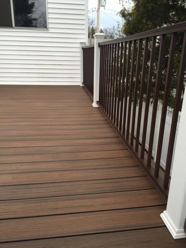 Deck in Merrick, NY 11566 - Picture 5076