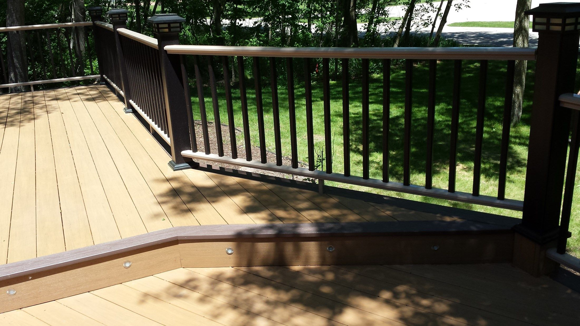 Azek Deck Pewaukee - Picture 5117