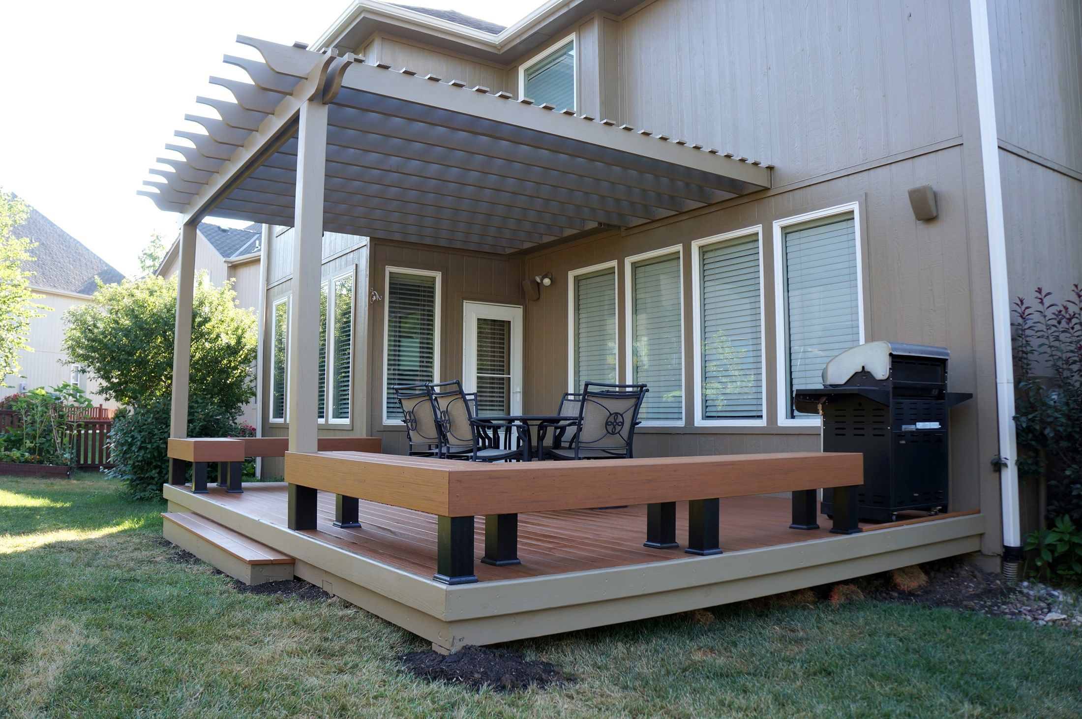 TimberTech Deck 2 - Picture 5162