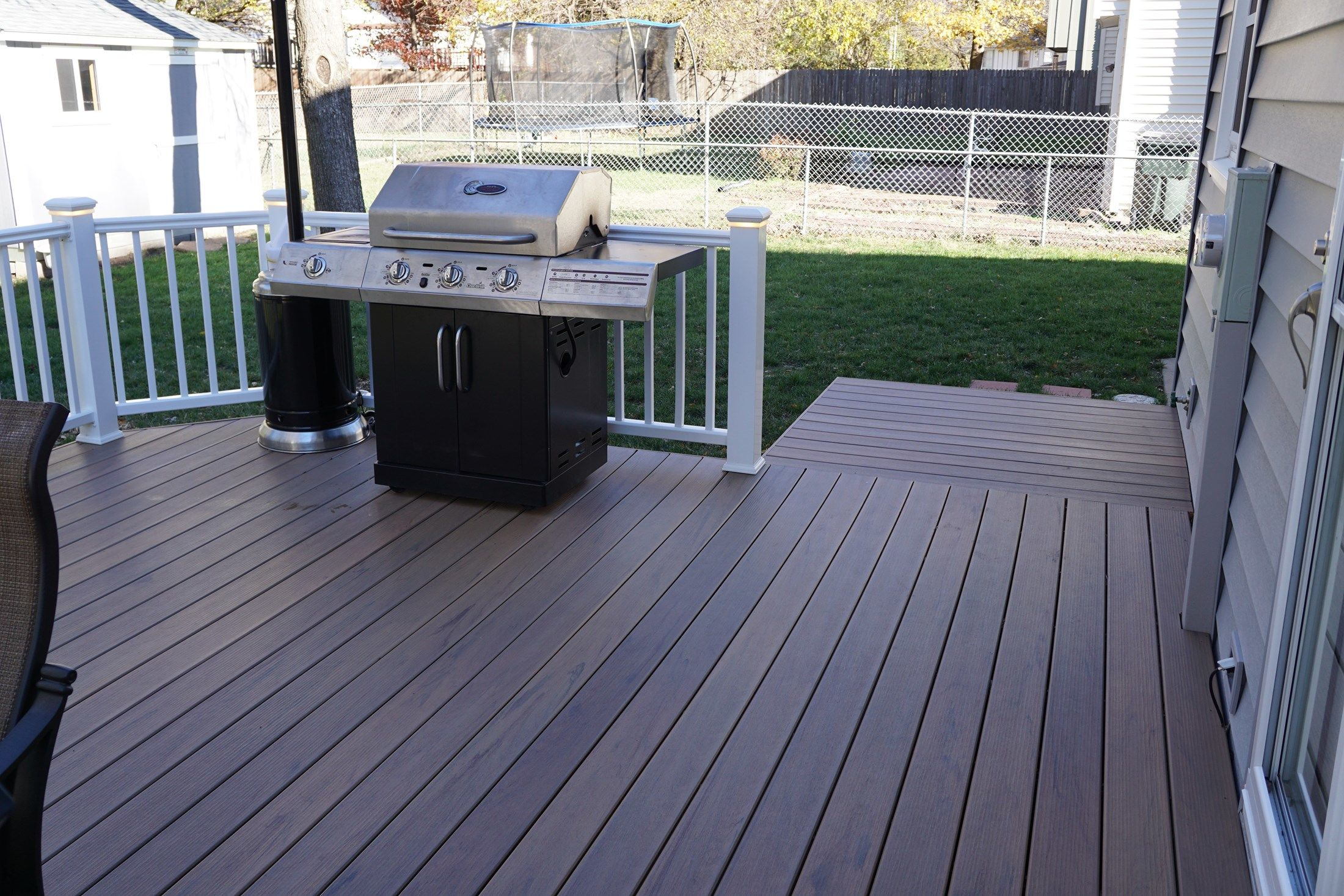 TimberTech Deck - Picture 5184