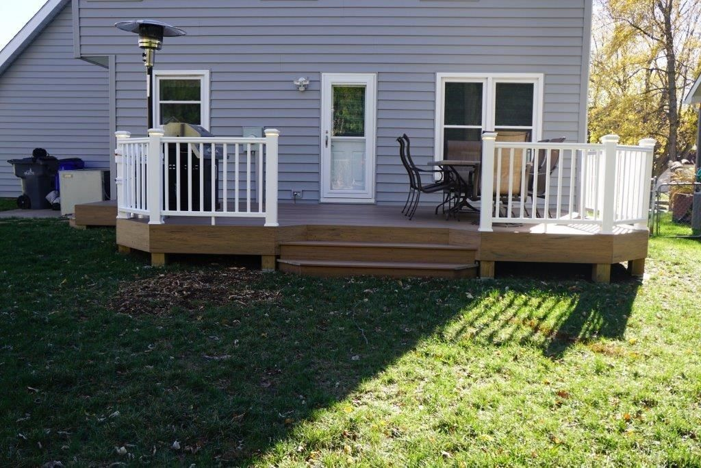 TimberTech Deck - Picture 5186